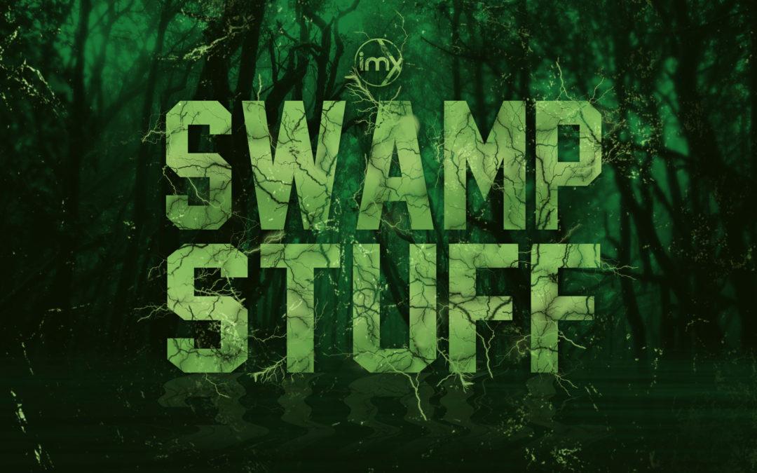 Swamp Thing Photoshop