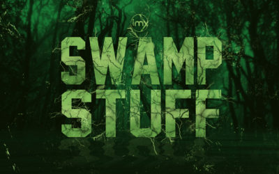 Swamp Thing Photoshop
