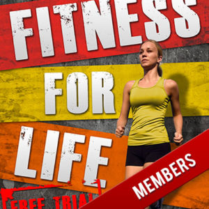 Fitness Poster 001