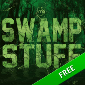 Swamp Thing Logo